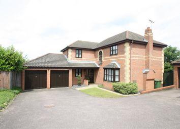 Thumbnail 4 bedroom detached house for sale in High Halden, Kents Hill, Milton Keynes