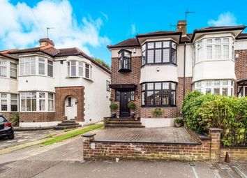 Thumbnail 4 bedroom semi-detached house for sale in Woodford, Green, Essex