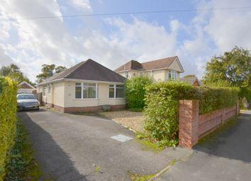 Thumbnail 3 bed detached bungalow for sale in Alderney Avenue, Parkstone, Poole