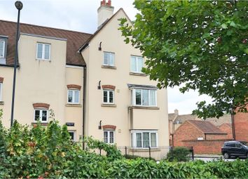Thumbnail 2 bed flat for sale in 101 Redhouse Way, Swindon