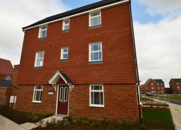 Thumbnail 3 bed semi-detached house to rent in Mansion Rise, Ebbsfleet