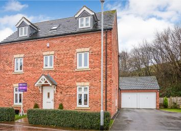 Thumbnail 5 bed detached house for sale in Dixon Court, Leeds