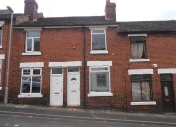 Thumbnail 2 bedroom terraced house for sale in Broadhurst Street, Burslem, Stoke-On-Trent