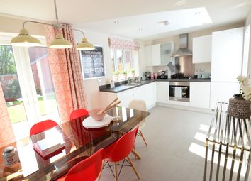 Thumbnail 3 bed detached house for sale in Wetmore Road, Burton-On-Trent