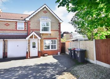 Thumbnail 3 bed semi-detached house for sale in Highland Drive, Sutton-In-Ashfield, Nottingham, Nottinghamshire