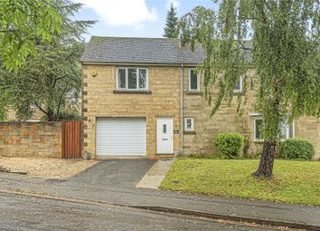 Avening, Tetbury GL8. 4 bed semi-detached house for sale
