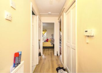 Thumbnail 1 bed flat for sale in Burrage Road, London