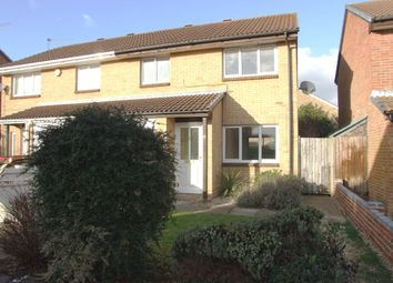 Thumbnail 3 bed semi-detached house to rent in Wispington Close, Lower Earley, Reading