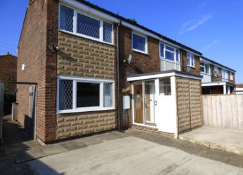 Thumbnail 3 bed semi-detached house to rent in Ackton Hall Crescent, Ackton