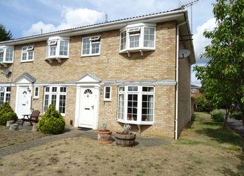 Thumbnail 3 bed end terrace house for sale in Regency Drive, West Byfleet