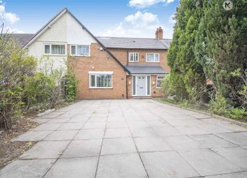 Thumbnail 4 bed terraced house for sale in Fox Hollies Road, Hall Green, Birmingham