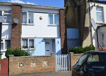 Thumbnail 3 bedroom property for sale in Newman Road, London