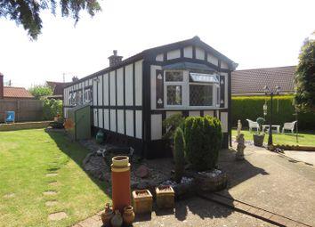 Thumbnail 1 bed mobile/park home for sale in Sheepbridge Caravan Park, Snettisham, King's Lynn