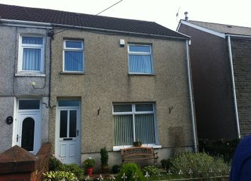 Thumbnail 3 bed end terrace house to rent in Bridgend Road, Maesteg, Bridgend.