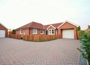 Thumbnail 3 bed detached bungalow for sale in Nayland Road, Mile End, Colchester, Essex
