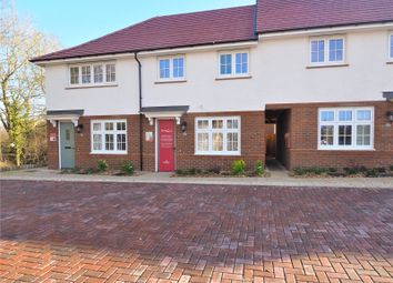 Thumbnail 2 bed terraced house for sale in Hauxton Meadows, Cambridge Road, Hauxton, Cambridgeshire