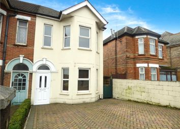 Thumbnail 3 bedroom semi-detached house for sale in Ashley Road, Poole, Dorset