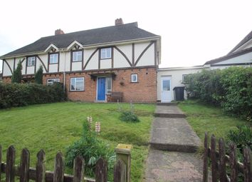 Thumbnail 3 bed semi-detached house to rent in New Cottage, Aldersend, Tarrington, Herefordshire