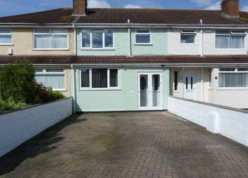 Thumbnail 3 bed terraced house for sale in Valentine Close, Whitchurch, Bristol
