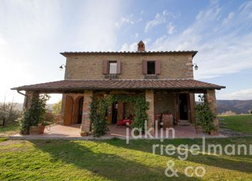 Thumbnail 4 bed country house for sale in Italy, Tuscany, Arezzo, Bucine.