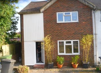 Thumbnail 2 bed semi-detached house to rent in Mutton Lane, Potters Bar, Hertfordshire