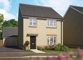 Thumbnail 4 bed link-detached house for sale in Gentian Mews, Harwell, Didcot