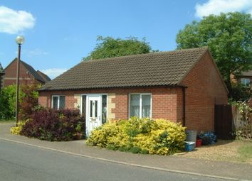 Thumbnail 2 bed bungalow to rent in Dolben Court, Milton Keynes