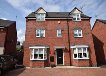 Thumbnail 4 bed detached house for sale in Dane Grove, Annesley, Nottingham