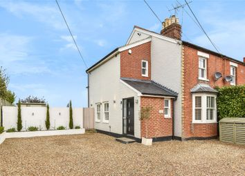 Thumbnail 4 bed semi-detached house for sale in Mount Pleasant Cottages, Brock Hill, Warfield, Berkshire