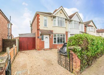 Thumbnail 3 bedroom semi-detached house for sale in London Road, Bedford