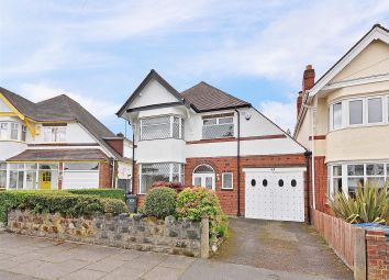 Thumbnail 3 bed link-detached house for sale in Peacock Road, Kings Heath, Birmingham