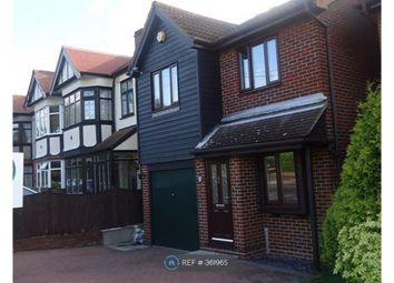 Thumbnail 3 bed detached house to rent in Tomswood Hill, Ilford