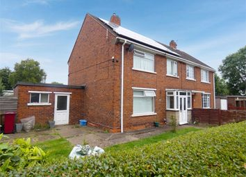 Thumbnail 3 bed semi-detached house for sale in Chestnut Way, Scunthorpe, Lincolnshire