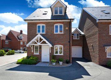 Thumbnail 4 bedroom link-detached house for sale in Adams Close, Broadbridge Heath, Horsham
