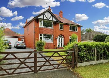 Thumbnail 5 bed detached house for sale in Shrewbridge Road, Nantwich