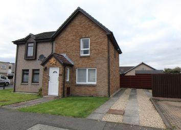Thumbnail 3 bed semi-detached house for sale in Young Crescent, Bathgate