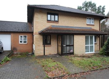 Thumbnail 2 bedroom semi-detached house for sale in Albury Court, Great Holm, Milton Keynes