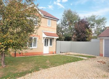 Thumbnail 3 bed detached house for sale in Cranbourne Close, Cleethorpes