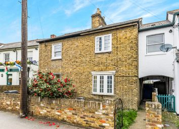 Thumbnail 2 bed semi-detached house to rent in Hawks Road, Norbiton, Kingston Upon Thames
