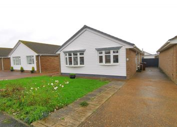 Thumbnail 3 bed bungalow for sale in Fleming Close, Eastbourne