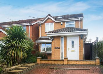 Thumbnail 4 bedroom detached house for sale in Brookfield Way, Tipton