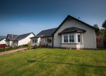 Thumbnail 4 bed bungalow for sale in Burns Brae, Aberfeldy, Perthshire
