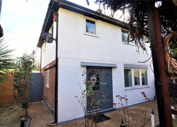 Thumbnail 3 bed semi-detached house for sale in Sycamore Road, Rochester, Kent