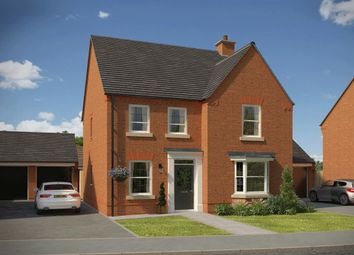 Thumbnail 4 bed detached house for sale in Plot 12 Post Office Lane, Kempsey, Worcester