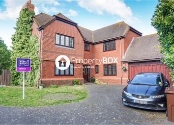 Thumbnail 4 bed detached house for sale in Woodruff Close, Upchurch, Rainham.