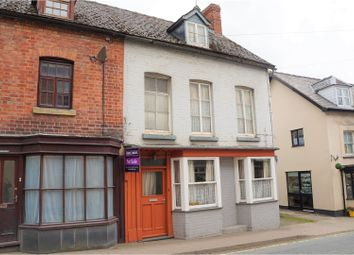 Thumbnail 4 bed end terrace house for sale in Bridge Street, Llanfair Caereinion, Welshpool