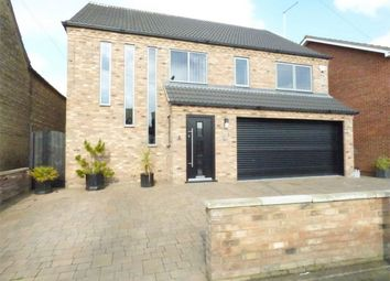 Thumbnail 4 bed detached house for sale in North Street, Stanground, Peterborough, Cambridgeshire