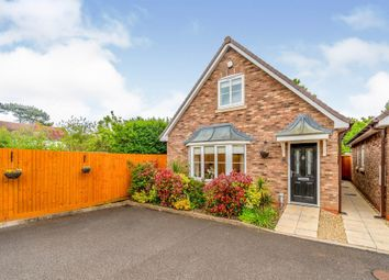Thumbnail 3 bed detached bungalow for sale in Penkridge Gardens, Off Stafford Road, Wolverhampton