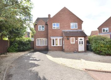 Thumbnail 5 bedroom detached house for sale in Millers Dyke, Quedgeley, Gloucester