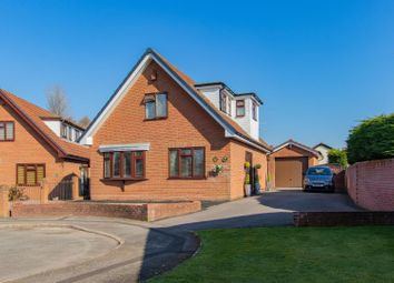Thumbnail 3 bed detached bungalow for sale in Aldwych Close, Thornhill, Cardiff